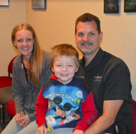 pediatric chiropractic session in Cobleskill NY